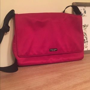 Kate Spade Truly Red Satchel